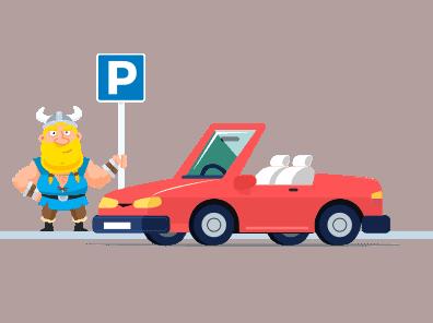 odense gratis parkering image