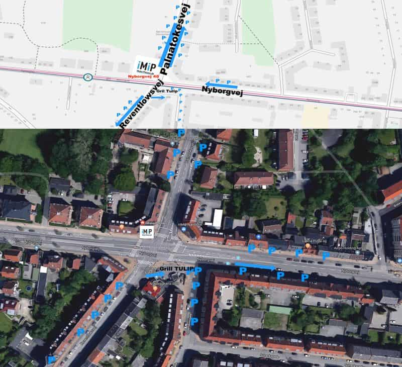 Nyborgvej 48 parkerings plads800x700 image