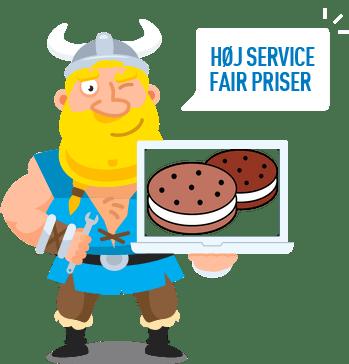 Viking Cookies iMakeiPhones image