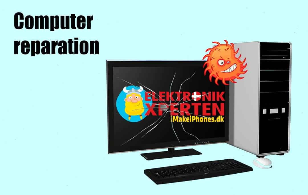 pc reparation odense